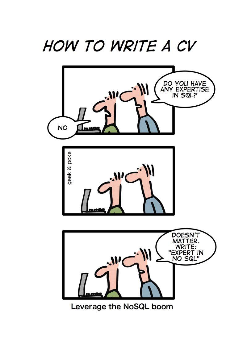 NoSQL Expert